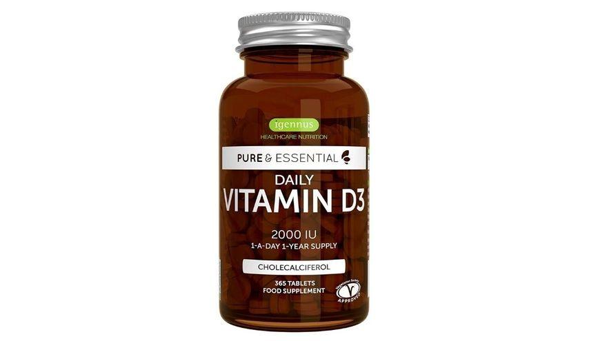 Pure & Essential Vitamina D3 Diaria